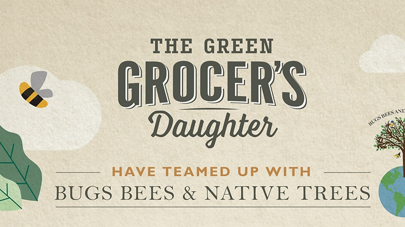 We have teamed up with Bugs Bees & Native Trees